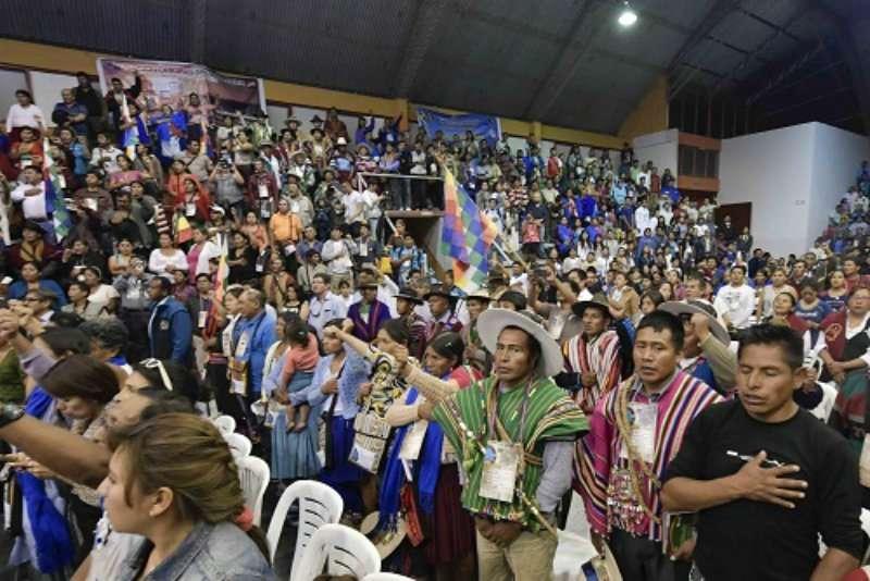 Fotografía: Cumbres de Comunicación Indígena