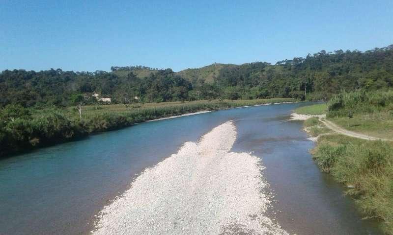 río ixcán