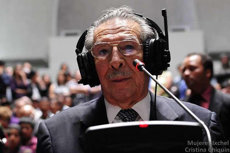 juicio Ríos Montt
