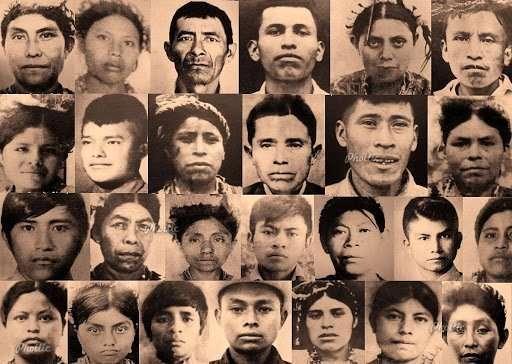 Memorias de lucha en Guatemala. .
