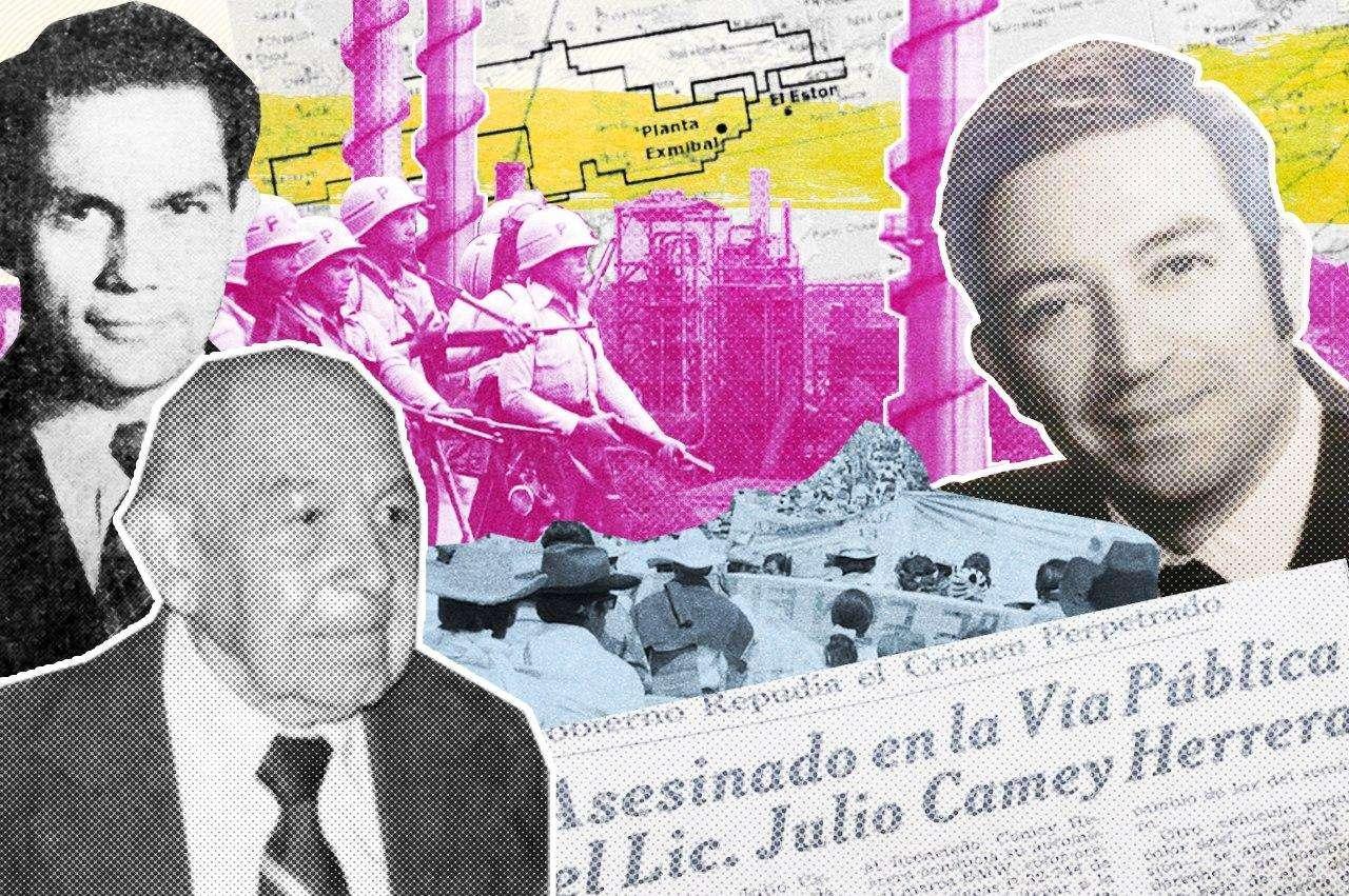 Medio siglo de extractivismo en el país: apuntes históricos y políticos de su surgimiento (Primera parte)
